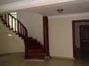 Escalier vers etage
