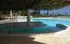 ESpace relax dans piscine