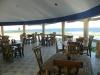 Salle restaurant avec vue sur mer