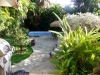 Acces jardin tropical
