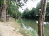 Accès facile à la rivière