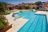 Stupenda area della piscina