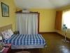 Camera da letto matrimoniale  della villa sulle colline dii Sosua