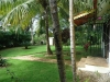 Ingresso villa in residence fronte mare a Sosua