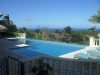 Zwembad en oceaanzicht