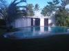 Zwembad en technische lokalen