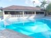 Restaurant aan zwembad