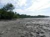 Strand en rivier