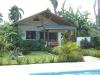 Kleine bungalow nabij zwembad