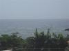Zicht op oceaan