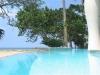 Zwembad met zicht op oceaan