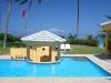 Kiosk aan zwembad