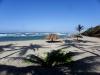 Zand strand op loopafstand
