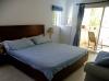 Slaapkamer met balcon