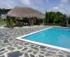 Zwembad met relax zone
