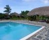 Restaurant & relax zone aan zwembad