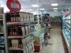Volledig ingerichte supermarkt