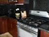 Moderne keuken toestellen