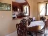 eetplaats met open keuken