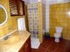 Badkamer van een van de villas