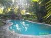 бассейн и сад