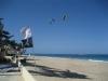 пляж для кайтсерферов